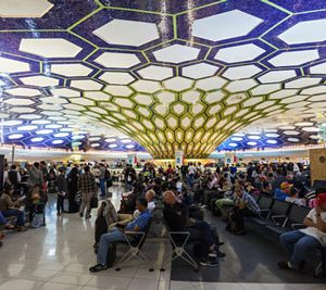 Passenger numbers continue to soar at Abu Dhabi International Airport