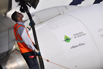 Plans in place to supply aviation biofuel for all flights at US Sea-Tac Airport