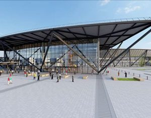 Points of sale call for tender at new Terminal 1 Lyon-Saint Exupéry Airport
