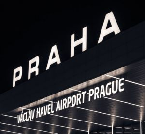Prague Airport launches terminal interior map in Apple Maps