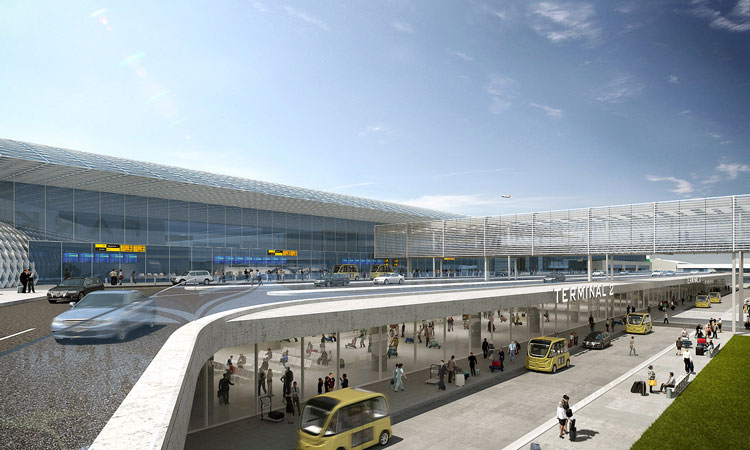 Prague Airport to invest 27 billion CZK during first development phase