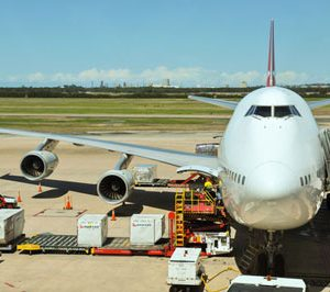 Qantas celebrates 80 years of international service from Brisbane Airport