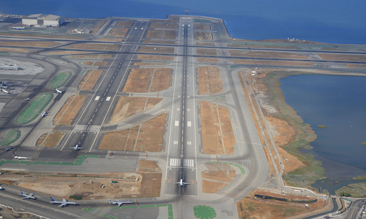 San Francisco Airport announces runway closure for reconstruction