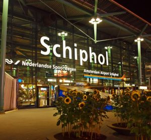Schiphol Airport launches programme to tackle nitrogen oxide emissions
