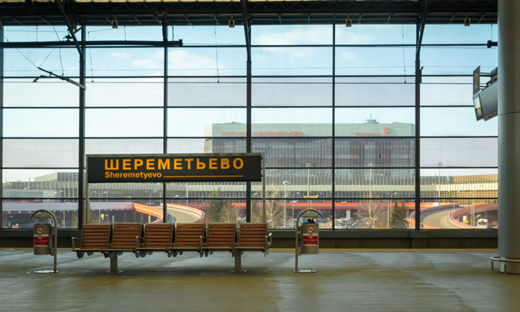 Russian Railways to build a railway to the Northern Terminal Complex of Sheremetyevo Airport