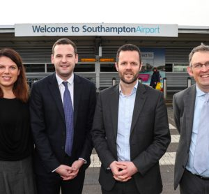 Southampton Airport calls for stronger regional connectivity