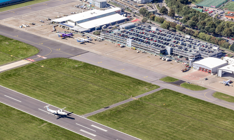 Pioneering aviation and sustainability at Southampton Airport