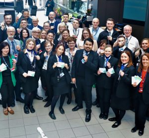 Stansted Airport staff trained to better support passengers with dementia