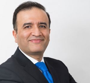 Interview Spotlight: Suhail Kamil Kadri, Vice President of Information Technology, Hamad International (HIA)