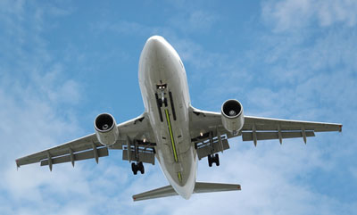 Traffic in UK airspace continues to grow over summer holiday months