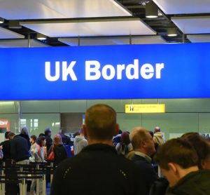 Chancellor sets date for the use of e-Passport gates at the UK border