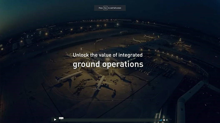 The value of integrated ground operations