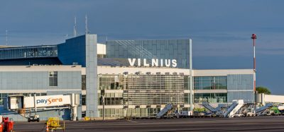 Taxiway and apron renovation works begin at Vilnius Airport