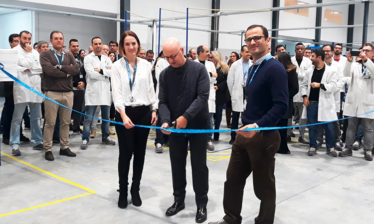 Portugal: Vision-Box launches the new production facility in Aboboda