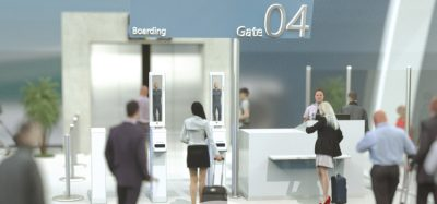 oll out one of the largest biometric boarding platforms