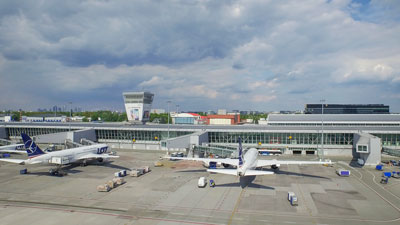 Warsaw Chopin Airport records all-time high passenger numbers in August