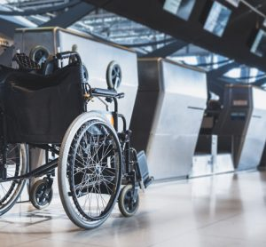 Which? study finds that disabled passengers are failed by airports