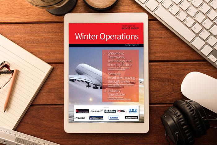 Winter Operations supplement 2015