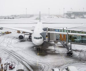 Winter operations at Munich Airport