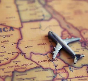 ICAO state that investment in infrastructure is key to growth in Africa
