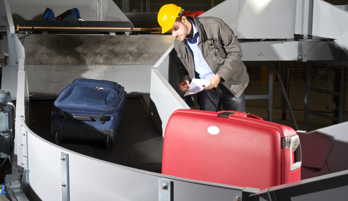 Airport Baggage Handling Scan : Baggage handling achieving operational excellence