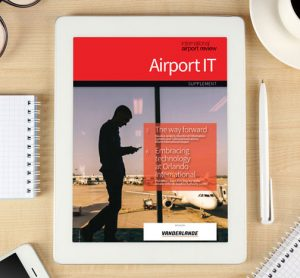 Airport Information Technology (IT) supplement 2015