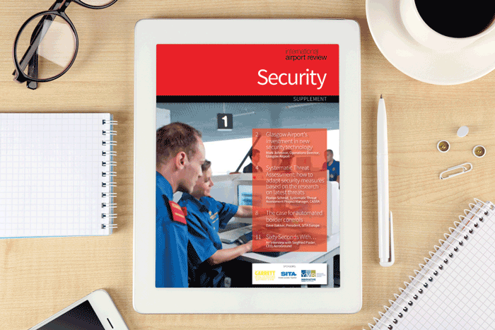 Airport Security Supplement 2015