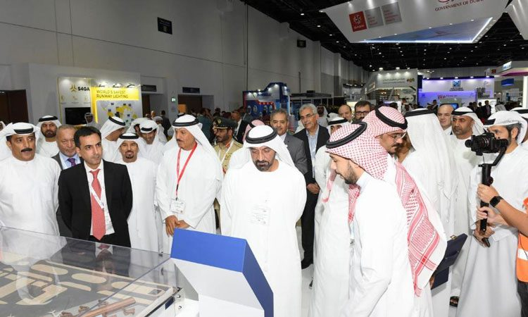 Sheikh Ahmed opens the 19th edition of Airport Show in Dubai