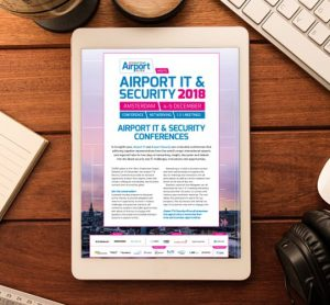 Airport IT and Security conference preview cover