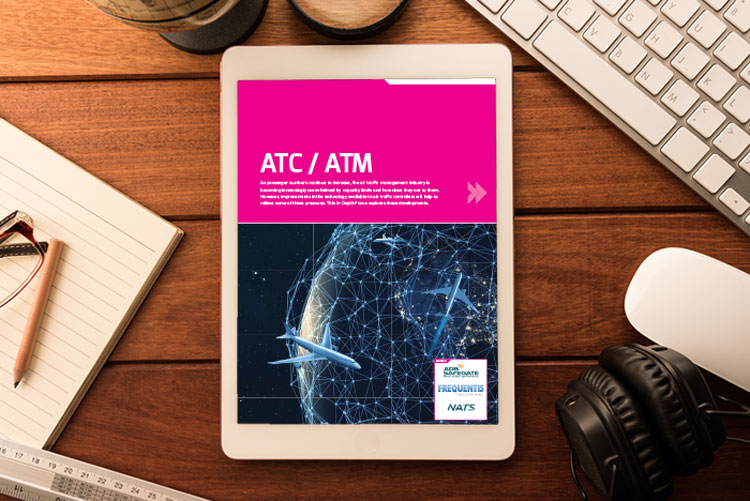 ATC ATM in-depth focus cover issue 1 2019