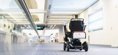 Haneda Airport introduces autonomous drive system for PRMs