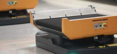 First-of-its-kind autonomous robot