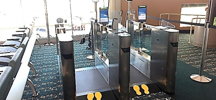 Orlando first in the U.S. to go fully biometric for international travel