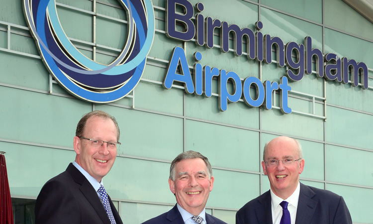 Birmingham Airport and HS2 to improve air and rail connectivity together