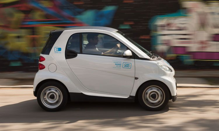 Car2go Expands Its Services To Amsterdam Airport Schiphol