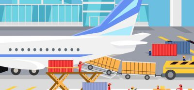 The top 20 busiest airports in the world by cargo handled