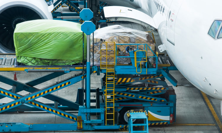 Air cargo demand drops because of COVID-19