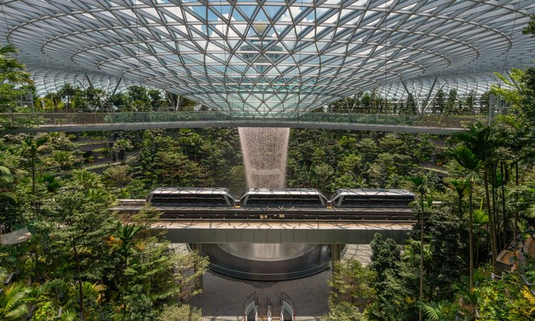PICTURES: The Changi Jewel terminal is ready to welcome passenger