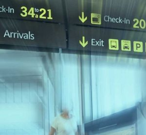 Reinventing the airport check-in experience