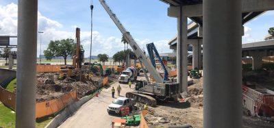 Construction speeds up at Tampa International Airport