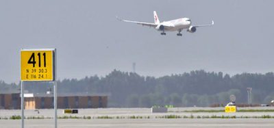 Beijing Daxing International Airport begins test flights