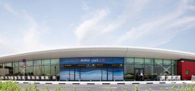 largest airport solar energy system in Middle East