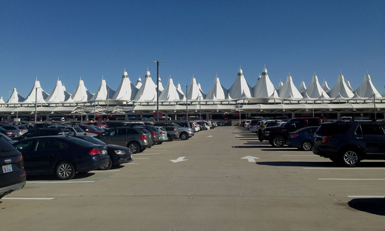 Pikes Peak Parking >> New Bag Drop Option Opens In Car Park At Denver International