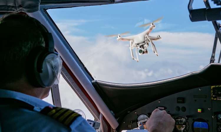 ACI emphasises importance of collaboration to reduce drone risks