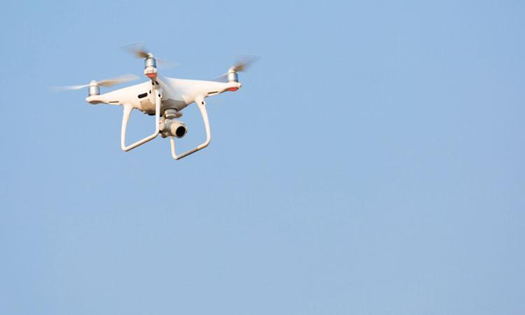 avis drone video