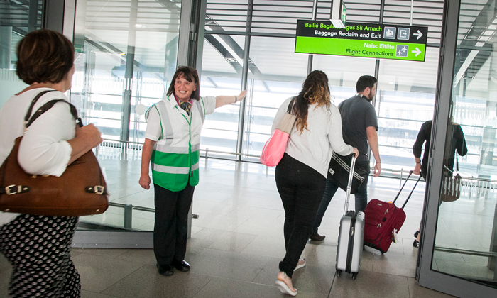 Dublin Airport: Going beyond to deliver a seamless travel experience