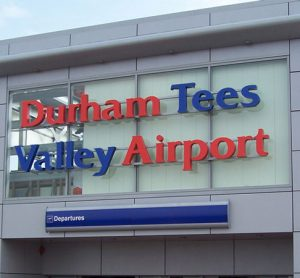 Tees Valley Airport comes back into public ownership