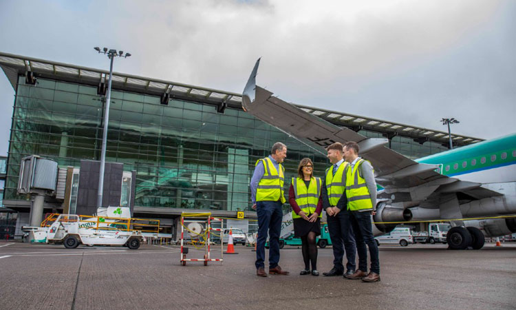 Cork Airport to rely entirely on electricity from Electric Ireland