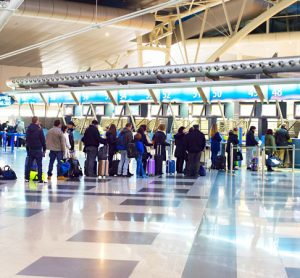 A smarter way to cut the queues experienced in airports