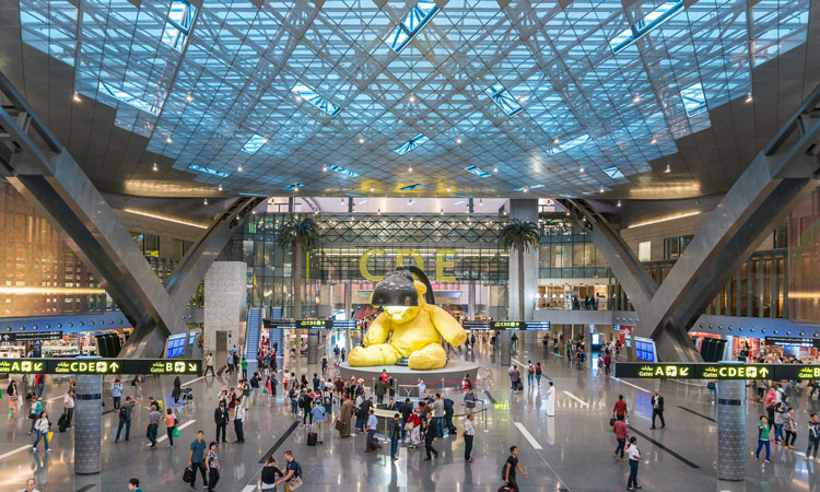 Qatar airport unveils plans for second expansion phase